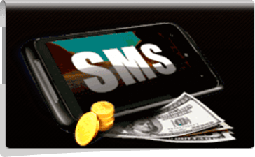 sms casino pay by phone