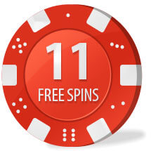 free spins videslots