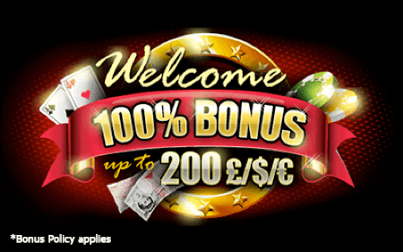 welcome bonus playcasino