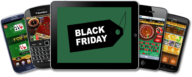 Black Friday 2017 in Online Casino