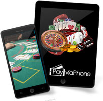 PAY BY PHONE BLACKJACK