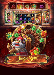 Jingle Spin NetEnt New Slot