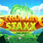 Strolling Staxx New NETENT Game
