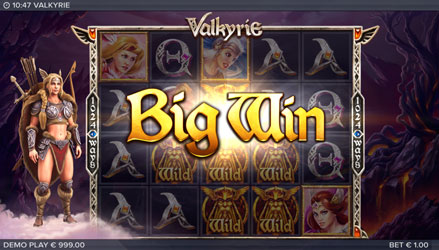 Valkyrie Slot Launch
